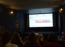 Pokaz filmu i warsztaty