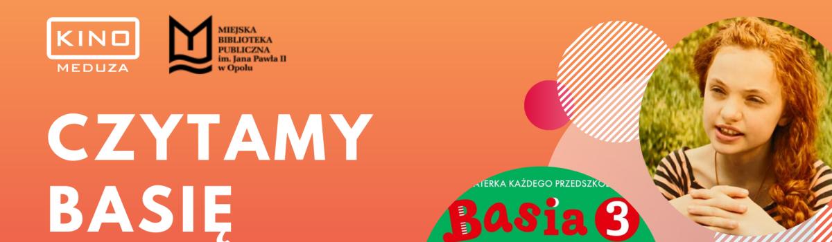 Czytamy Basię i Liliannę! MBP i Kino Meduza dla dzieci