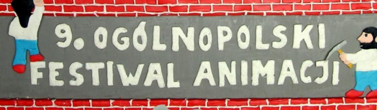 9. Ogólnopolski Festiwal Animacji O!PLA'21 ON!LINE
