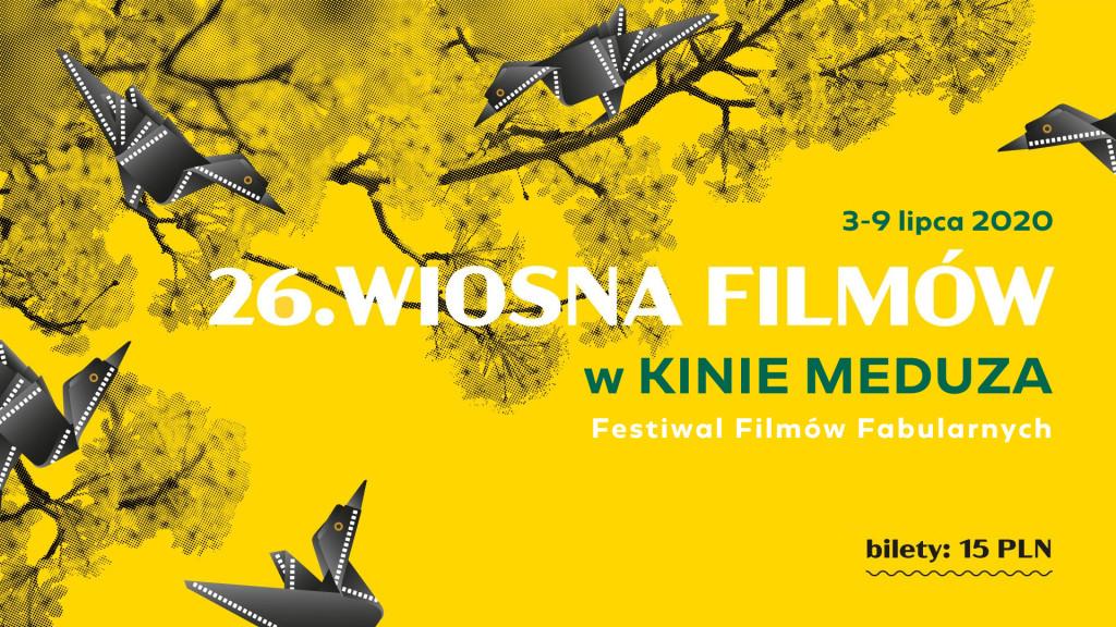 wiosna filmow 2020